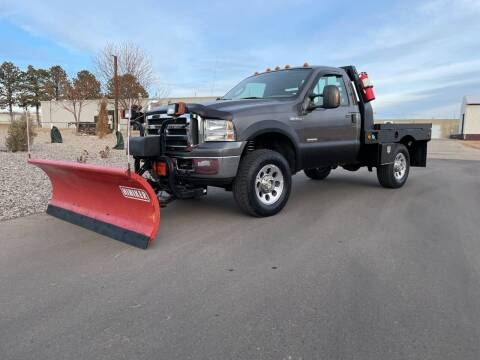 2005 Ford F-350 Super Duty for sale at BISMAN AUTOWORX INC in Bismarck ND