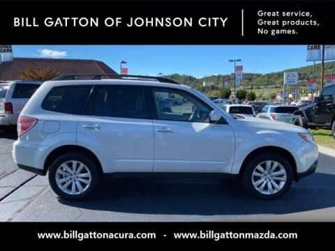 2013 Subaru Forester for sale at Bill Gatton Used Cars - BILL GATTON ACURA MAZDA in Johnson City TN