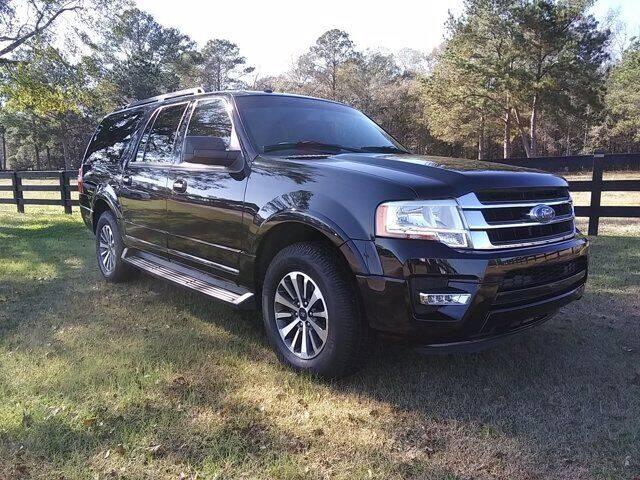 2016 Ford Expedition EL for sale at Bratton Automotive Inc in Phenix City AL