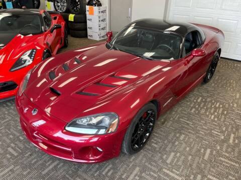 2008 Dodge Viper for sale at Action Motor Sales in Gaylord MI