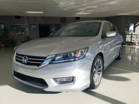 2013 Honda Accord for sale at Import Performance Sales - Henderson in Henderson NC