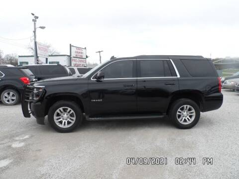 2017 Chevrolet Tahoe for sale at Town and Country Motors in Warsaw MO