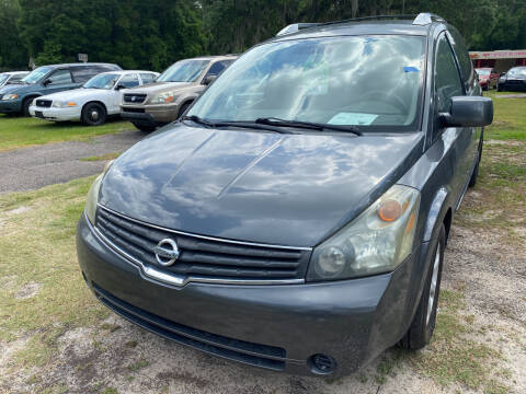 2007 Nissan Quest for sale at Carlyle Kelly in Jacksonville FL