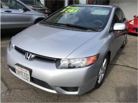 2006 Honda Civic for sale at 3B Auto Center in Modesto CA