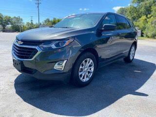 2018 Chevrolet Equinox for sale at Harbin Motors in Portland TN