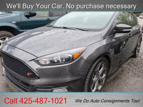2017 Ford Focus for sale at Platinum Autos in Woodinville WA