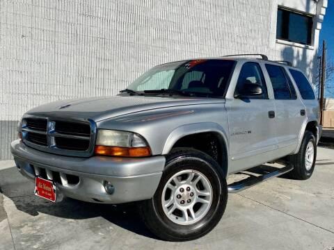 2001 Dodge Durango for sale at ALIC MOTORS in Boise ID