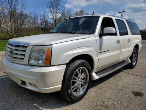 2003 Cadillac Escalade ESV for sale at Superior Auto Sales in Miamisburg OH