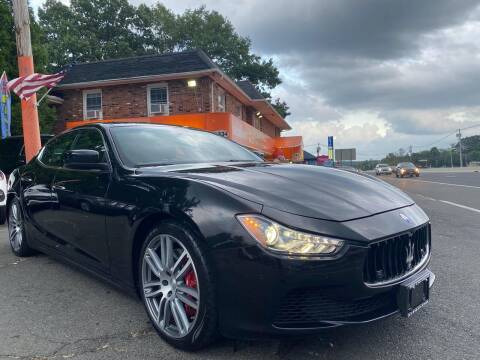 2014 Maserati Ghibli for sale at Bloomingdale Auto Group - The Car House in Butler NJ