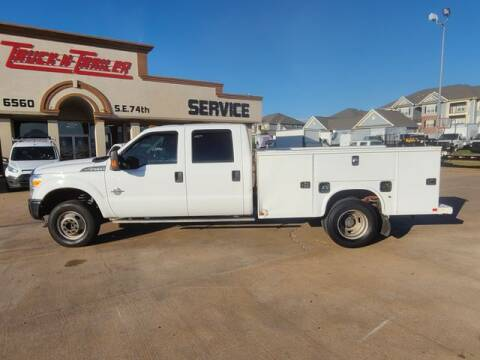 2014 Ford F-350 Super Duty for sale at TRUCK N TRAILER in Oklahoma City OK