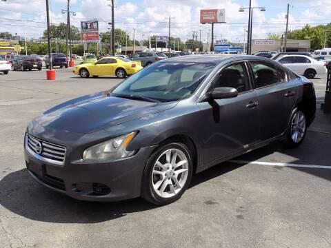 2013 Nissan Maxima for sale at Kelley Autoplex in San Antonio TX