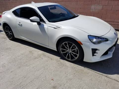 2017 Toyota 86 for sale at Ournextcar/Ramirez Auto Sales in Downey CA