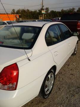 2006 Hyundai Elantra for sale at Finish Line Auto LLC in Luling LA