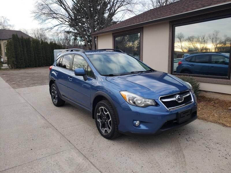 2014 Subaru XV Crosstrek for sale at VITALIYS AUTO SALES in Chicopee MA