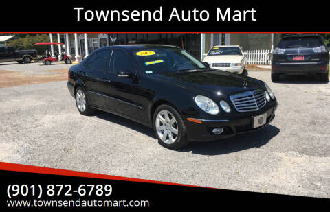 2007 Mercedes-Benz E-Class for sale at Townsend Auto Mart in Millington TN
