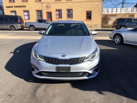 2020 Kia Optima for sale at Sharon Hill Auto Sales LLC in Sharon Hill PA