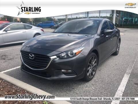 2018 Mazda MAZDA3 for sale at Pedro @ Starling Chevrolet in Orlando FL