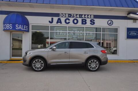 2017 Lincoln MKX for sale at Jacobs Ford in Saint Paul NE