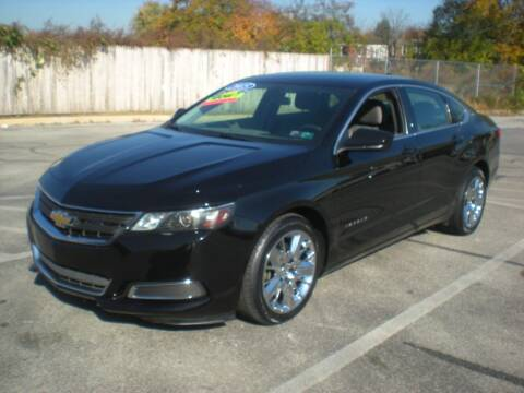 2015 Chevrolet Impala for sale at 611 CAR CONNECTION in Hatboro PA