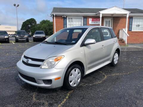 2006 Scion xA for sale at Carland Auto Sales INC. in Portsmouth VA