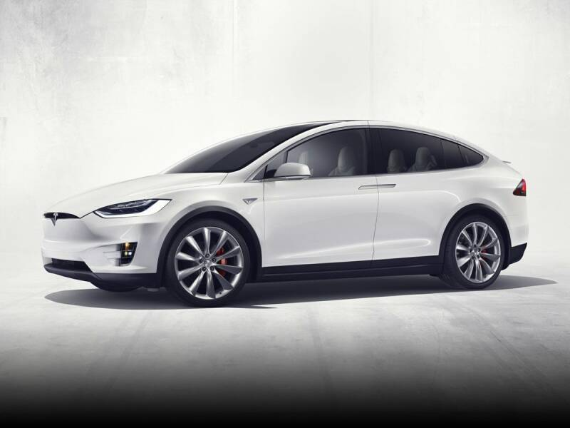 2018 Tesla Model X for sale at Mercedes-Benz of North Olmsted in North Olmstead OH