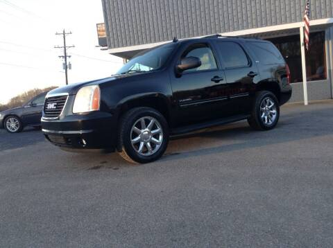2011 GMC Yukon for sale at Darryl's Trenton Auto Sales in Trenton TN