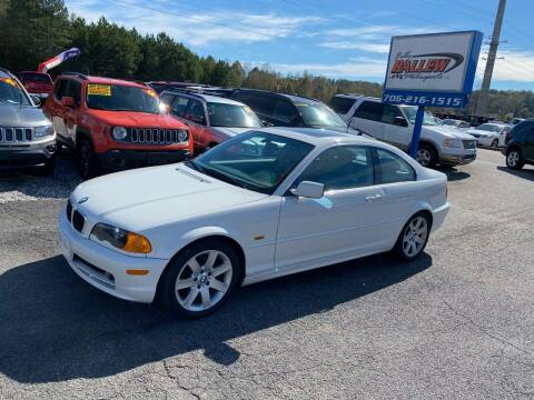 2001 BMW 3 Series for sale at Billy Ballew Motorsports in Dawsonville GA