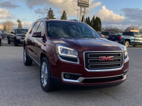 2017 GMC Acadia Limited for sale at Betten Baker Preowned Center in Twin Lake MI