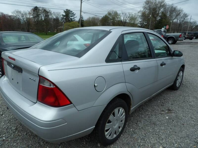 2006 Ford Focus for sale at English Autos in Grove City PA