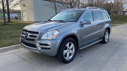 2012 Mercedes-Benz GL-Class for sale at Western Star Auto Sales in Chicago IL