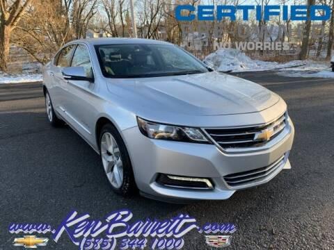 2019 Chevrolet Impala for sale at KEN BARRETT CHEVROLET CADILLAC in Batavia NY