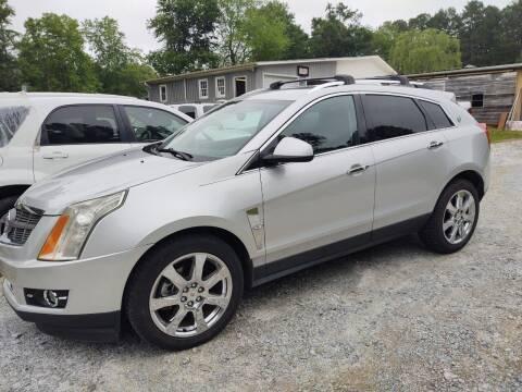 2012 Cadillac SRX for sale at Lanier Motor Company in Lexington NC