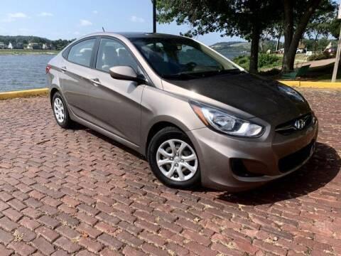2013 Hyundai Accent for sale at PUTNAM AUTO SALES INC in Marietta OH