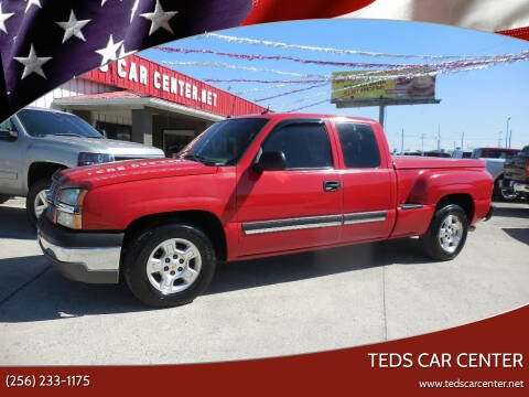 2004 Chevrolet Silverado 1500 for sale at TEDS CAR CENTER in Athens AL
