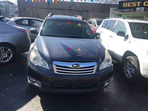 2011 Subaru Outback for sale at Best Cars R Us LLC in Irvington NJ