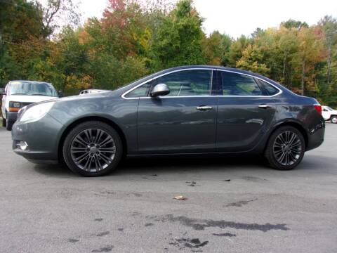 2013 Buick Verano for sale at Mark's Discount Truck & Auto Sales in Londonderry NH