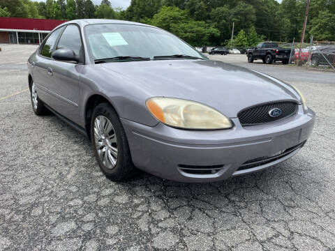 2006 Ford Taurus for sale at Certified Motors LLC in Mableton GA