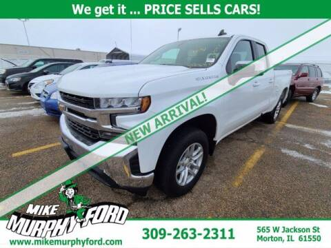 2020 Chevrolet Silverado 1500 for sale at Mike Murphy Ford in Morton IL