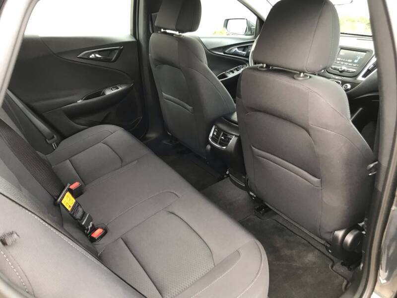 2017 Chevrolet Malibu LT 4dr Sedan - Amboy IL