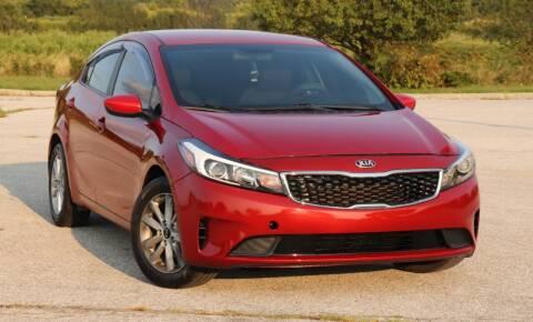 2017 Kia Forte for sale at Big O Auto LLC in Omaha NE