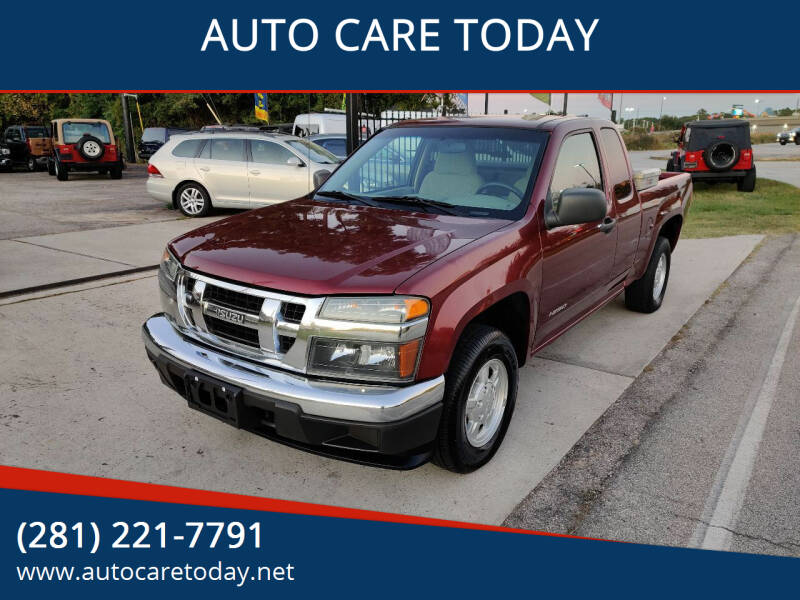 2007 Isuzu i-Series for sale at AUTO CARE TODAY in Spring TX