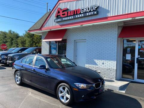 2014 BMW 3 Series for sale at AG AUTOGROUP in Vineland NJ
