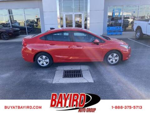 2016 Chevrolet Cruze for sale at Bayird Truck Center in Paragould AR