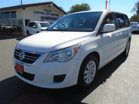 2012 Volkswagen Routan for sale at Centre City Motors in Escondido CA