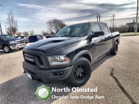 2018 RAM Ram Pickup 1500 for sale at North Olmsted Chrysler Jeep Dodge Ram in North Olmsted OH