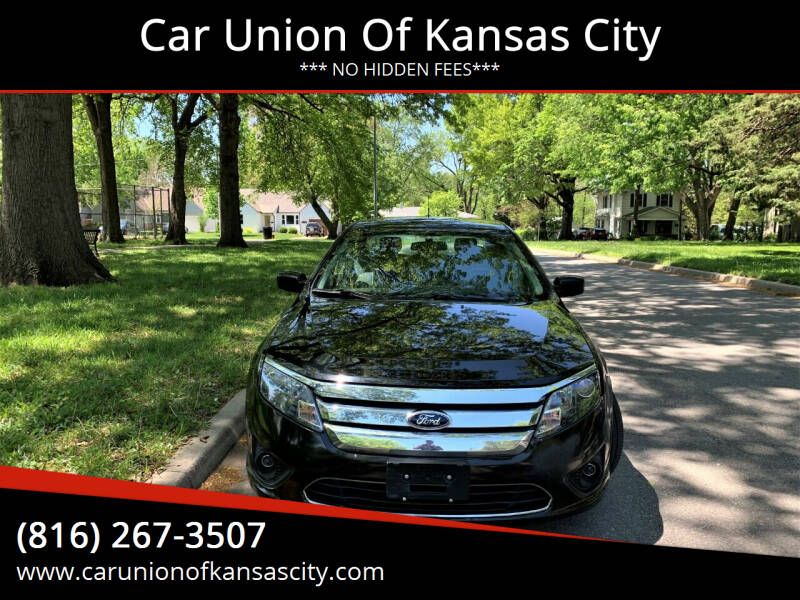 2012 Ford Fusion for sale in Kansas City, MO