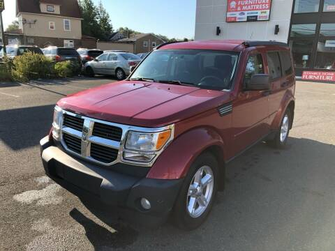 2007 Dodge Nitro for sale at MAGIC AUTO SALES in Little Ferry NJ