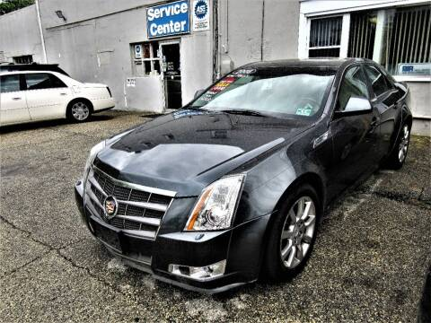 2008 Cadillac CTS for sale at New Concept Auto Exchange in Glenolden PA