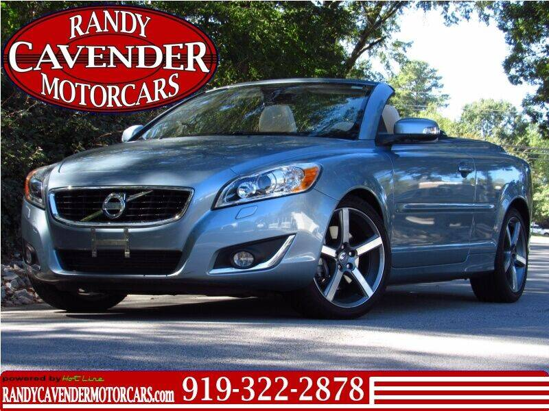 2013 Volvo C70 for sale in Raleigh, NC