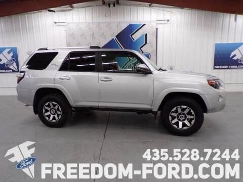 2018 Toyota 4Runner for sale at Freedom Ford Inc in Gunnison UT
